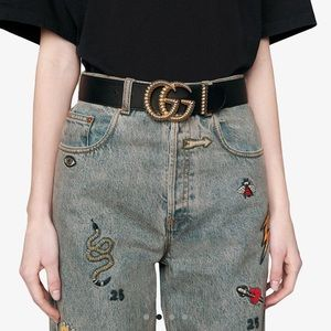 🆕 100% Auth Gucci textured  GG